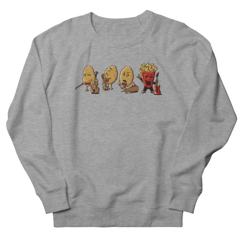 A Different Taste in Music Men's Sweatshirt by CrescentDebris's Artist Shop