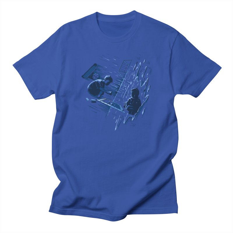 Playground Men's T-shirt by CrescentDebris's Artist Shop