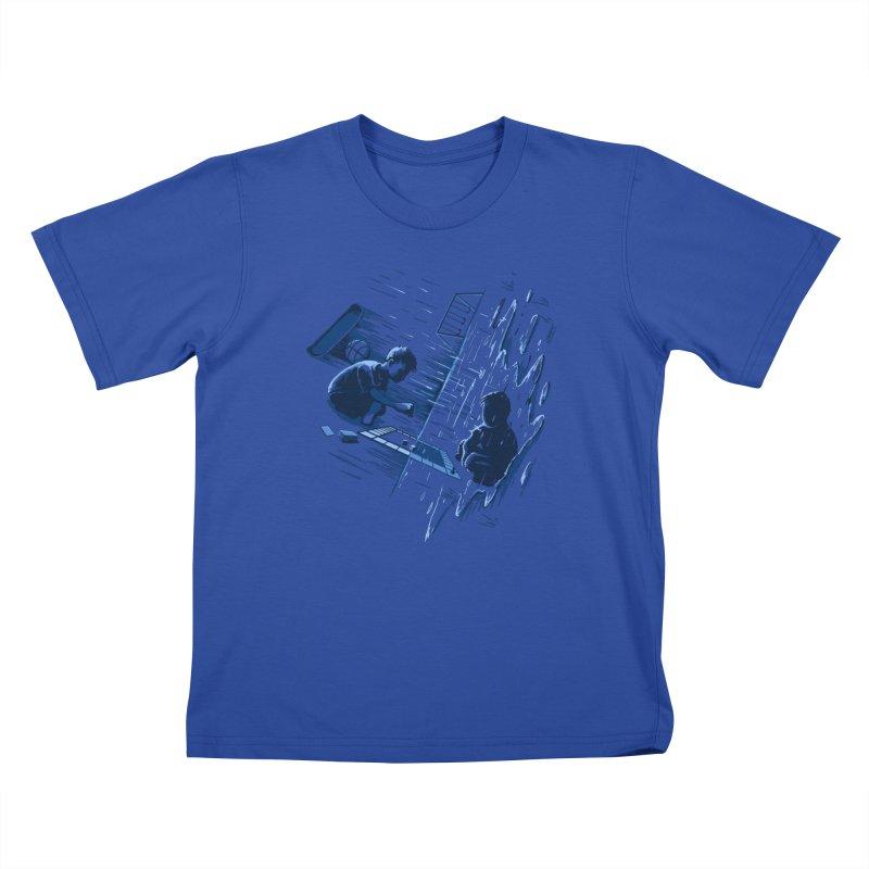 Playground Kids T-Shirt by CrescentDebris's Artist Shop