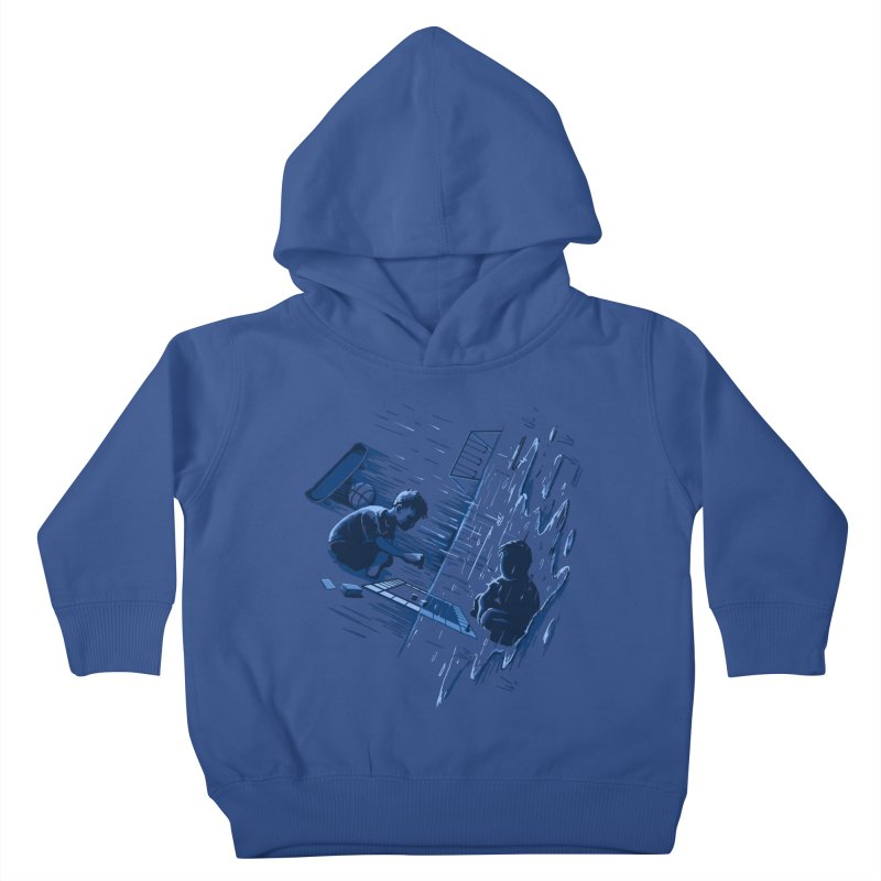 Playground Kids Toddler Pullover Hoody by CrescentDebris's Artist Shop
