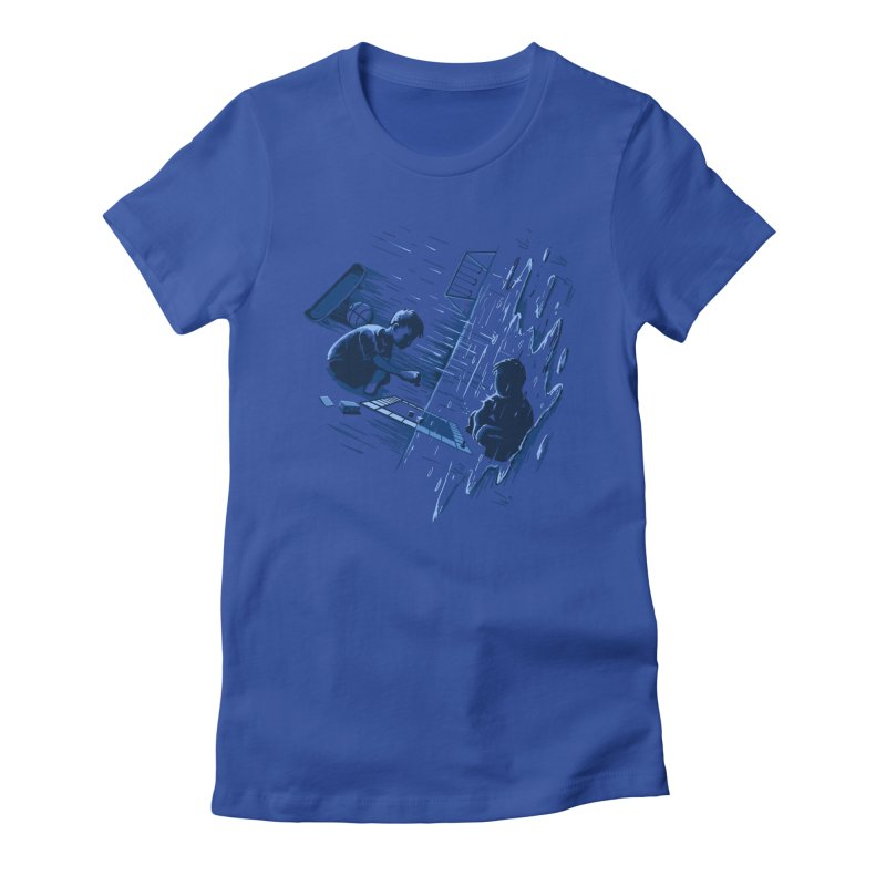 Playground Women's T-Shirt by CrescentDebris's Artist Shop