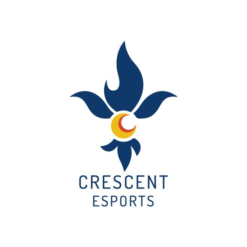 CE Blue Fleur Men's T-Shirt by Crescent Esports Shop