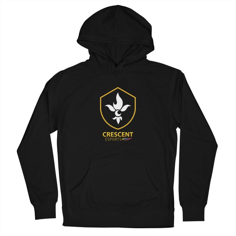 Shield of Crescent Esports Men's Pullover Hoody by Crescent Esports Shop