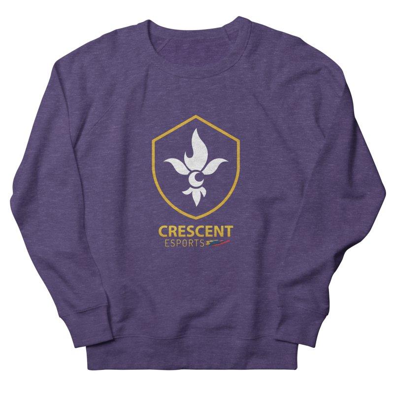 Shield of Crescent Esports Men's Sweatshirt by Crescent Esports Shop