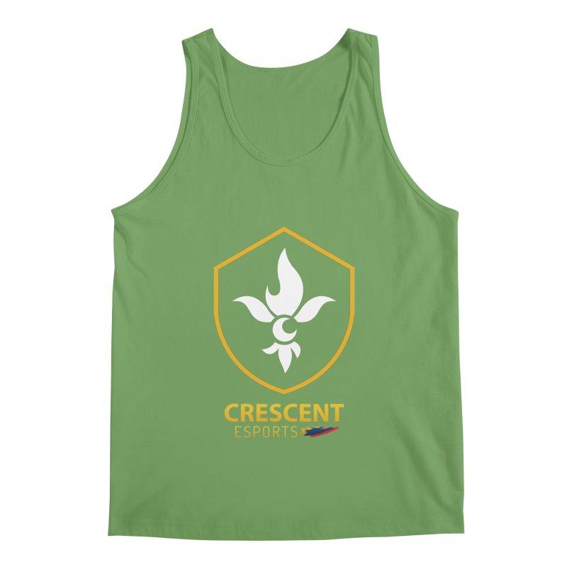 Shield of Crescent Esports Men's Tank by Crescent Esports Shop