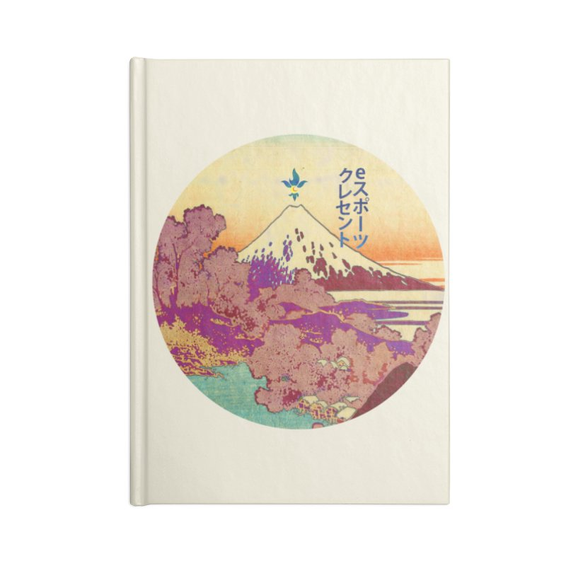 CE Katakana Day Accessories Notebook by Crescent Esports Shop