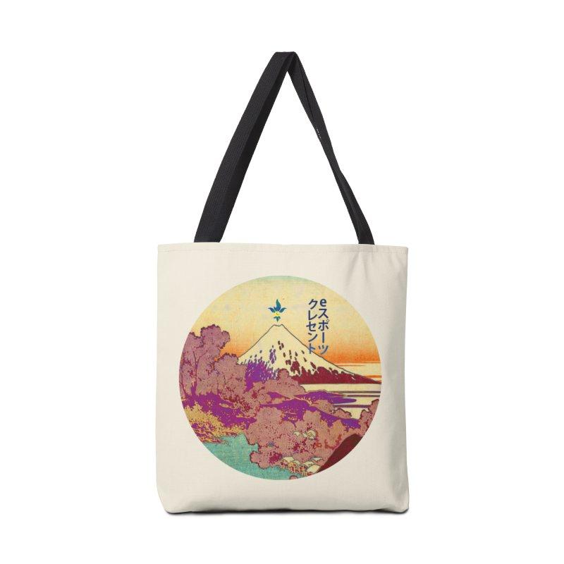 CE Katakana Day Accessories Bag by Crescent Esports Shop