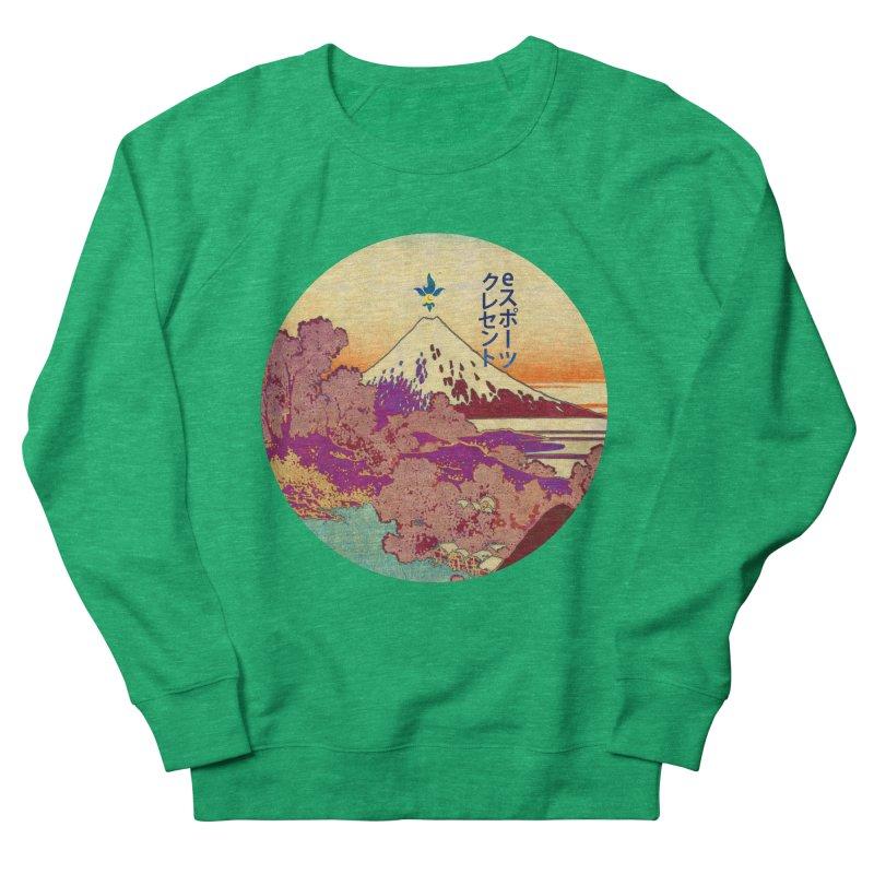 CE Katakana Day Women's Sweatshirt by Crescent Esports Shop