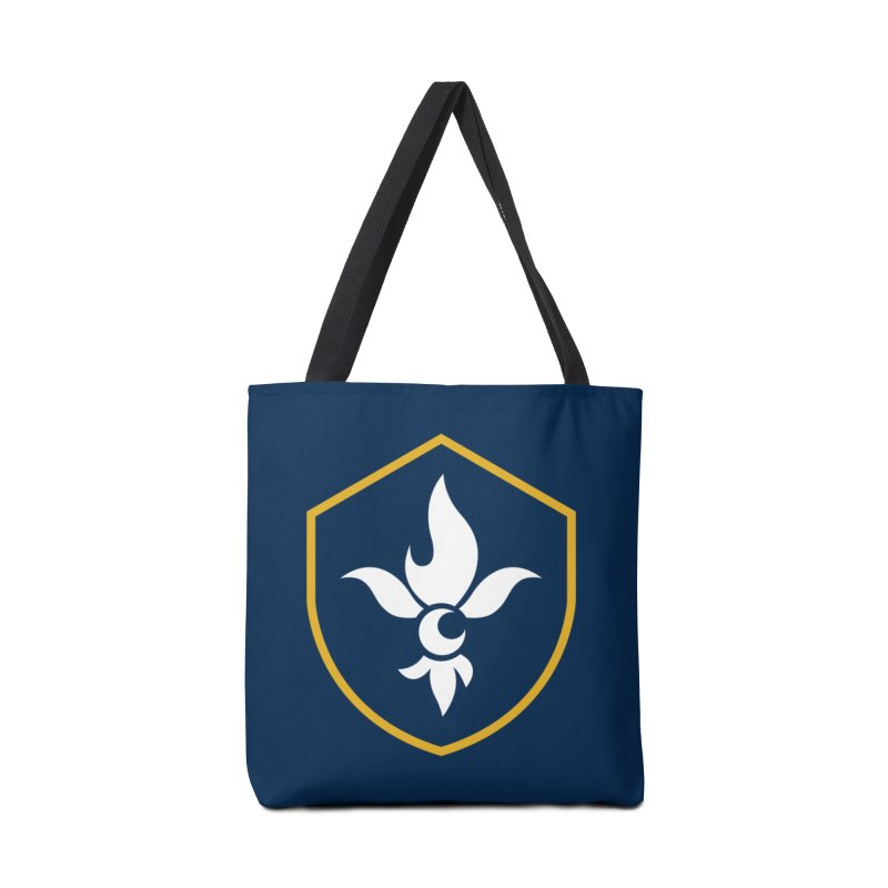 Fleur De Shield Accessories Bag by Crescent Esports Shop