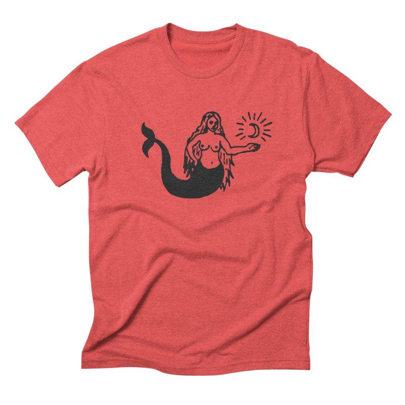Mermaid Men's T-Shirt by C R E W