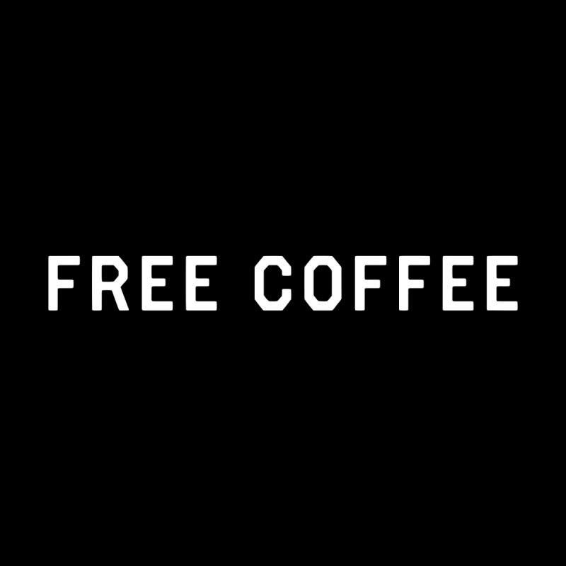 Free Coffee by C R E W