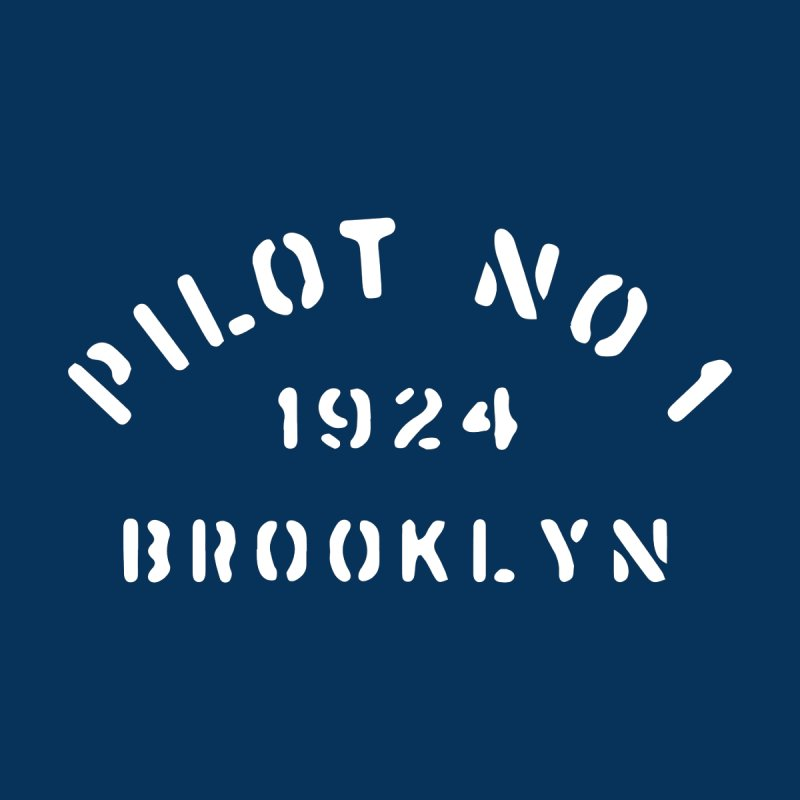 Pilot No. 1 Men's T-Shirt by C R E W