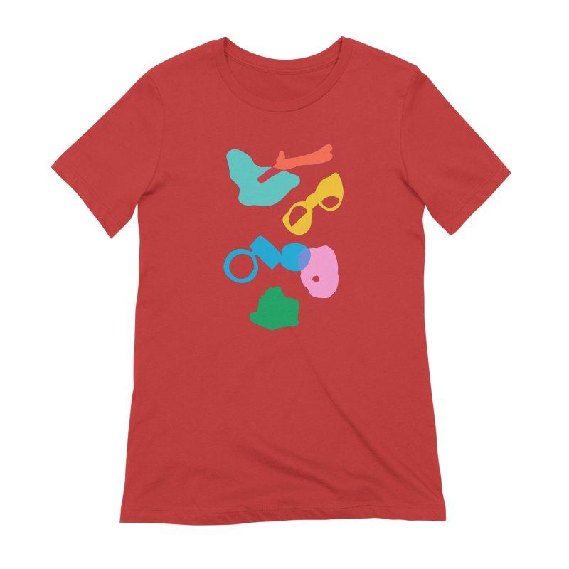 Ocean Plastics Women's T-Shirt by C R E W
