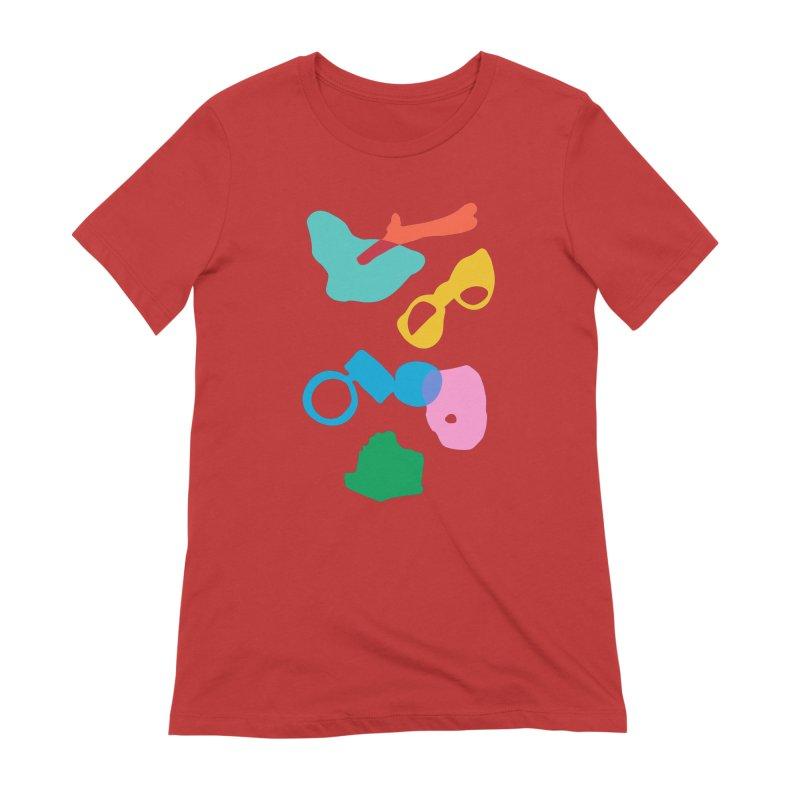 Ocean Plastics Women's Extra Soft T-Shirt by C R E W