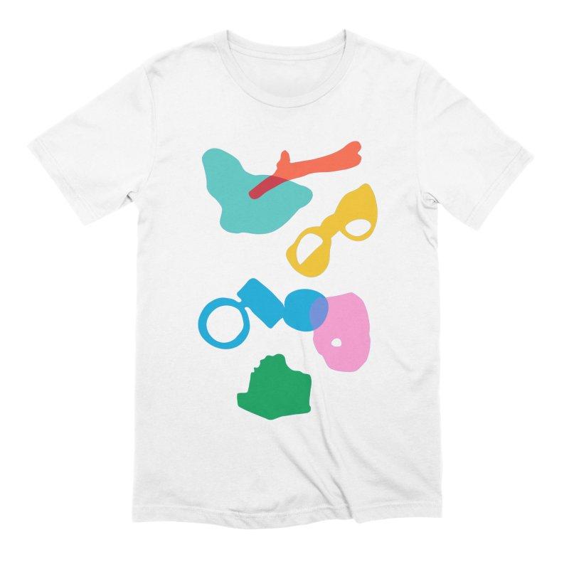 Ocean Plastics Men's Extra Soft T-Shirt by C R E W