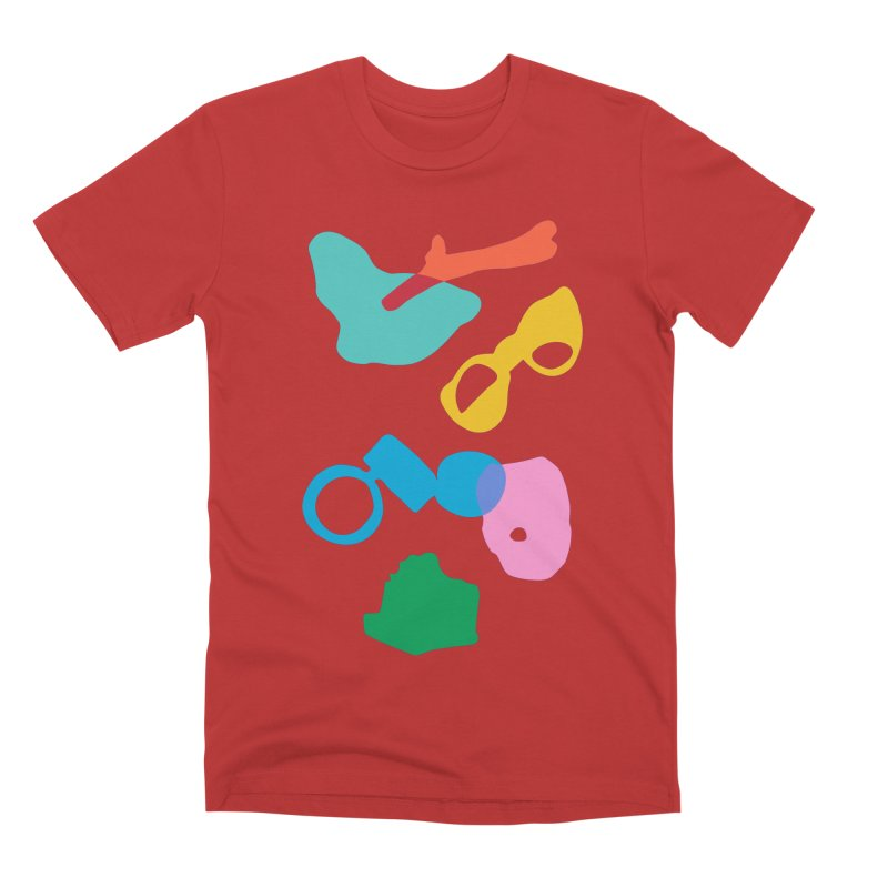 Ocean Plastics Men's Premium T-Shirt by C R E W