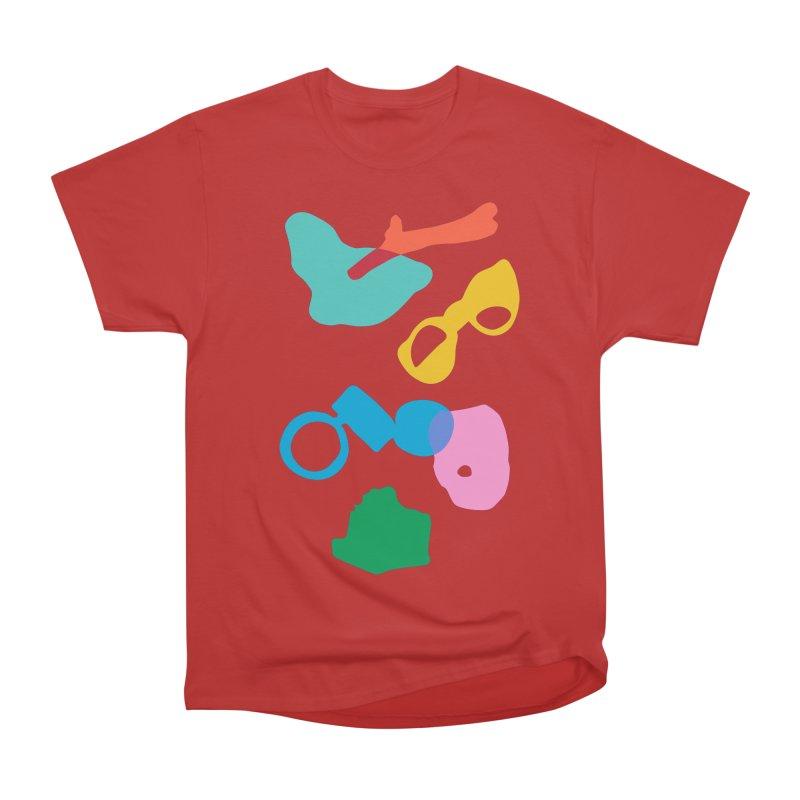 Ocean Plastics Men's Heavyweight T-Shirt by C R E W