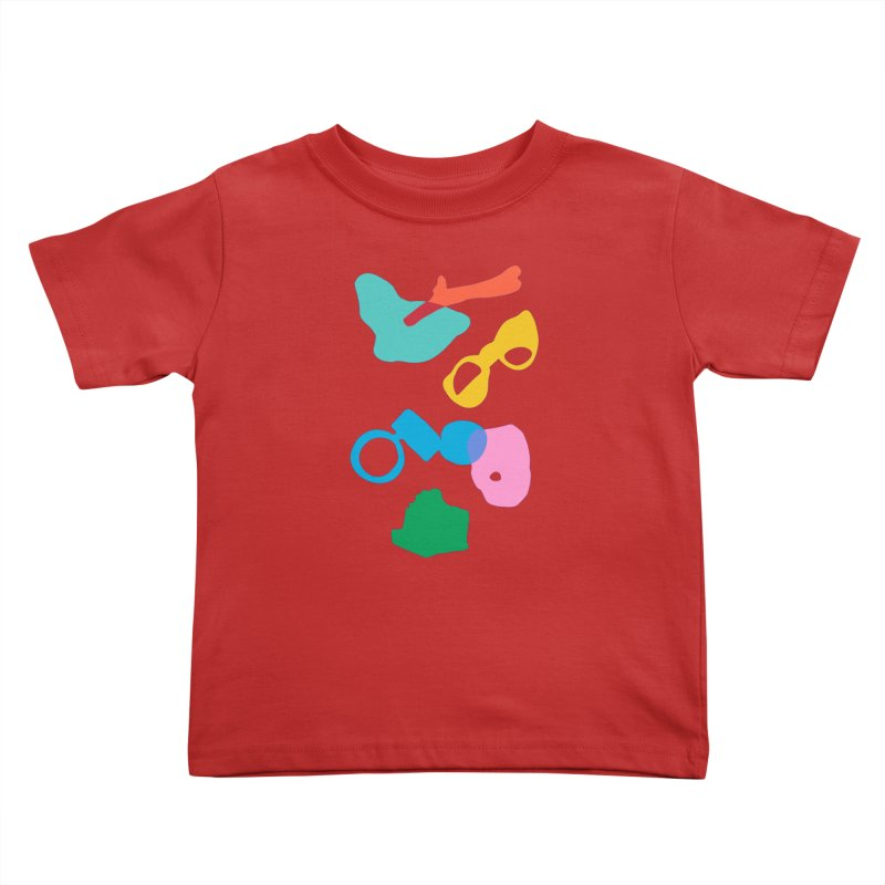 Ocean Plastics Kids Toddler T-Shirt by C R E W