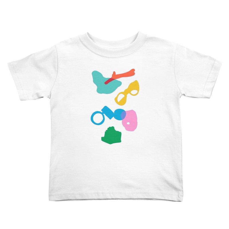 Ocean Plastics Kids Toddler T-Shirt by C R E W