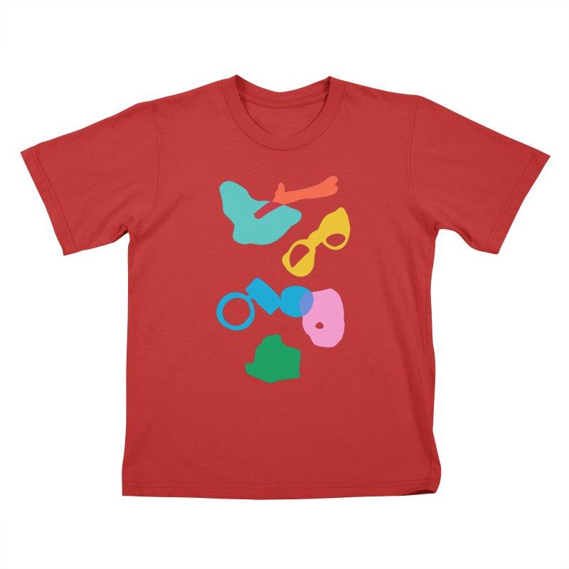 Ocean Plastics Kids T-Shirt by C R E W