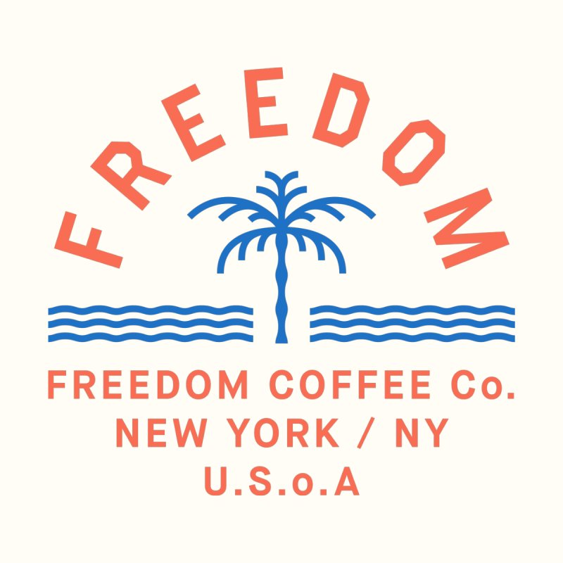 Freedom Coffee Company by C R E W