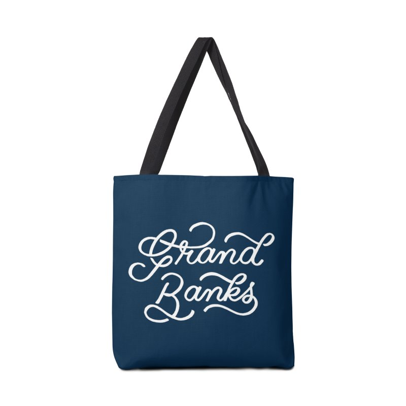 Grand Banks Anniversary Edition in Tote Bag by C R E W