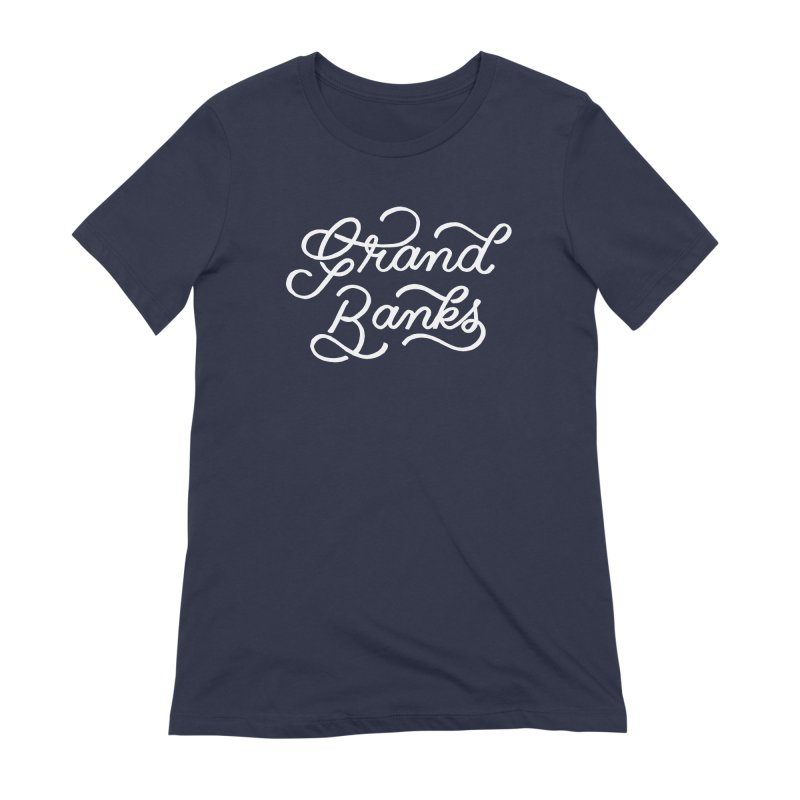 Grand Banks Anniversary Edition Women's Extra Soft T-Shirt by C R E W