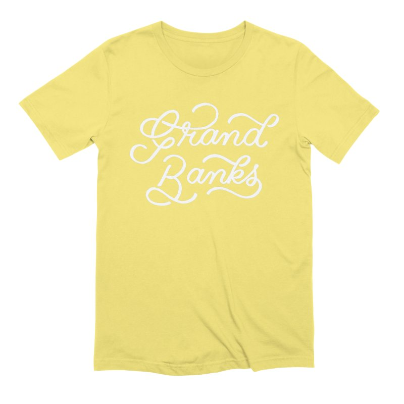 Grand Banks Anniversary Edition Men's Extra Soft T-Shirt by C R E W