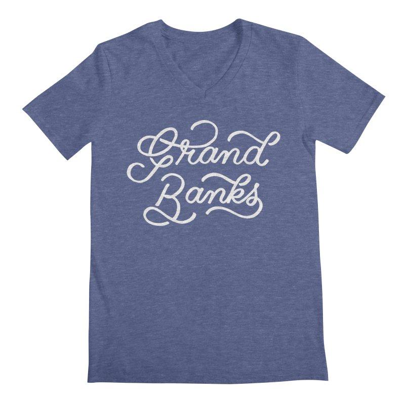Grand Banks Anniversary Edition Men's Regular V-Neck by C R E W