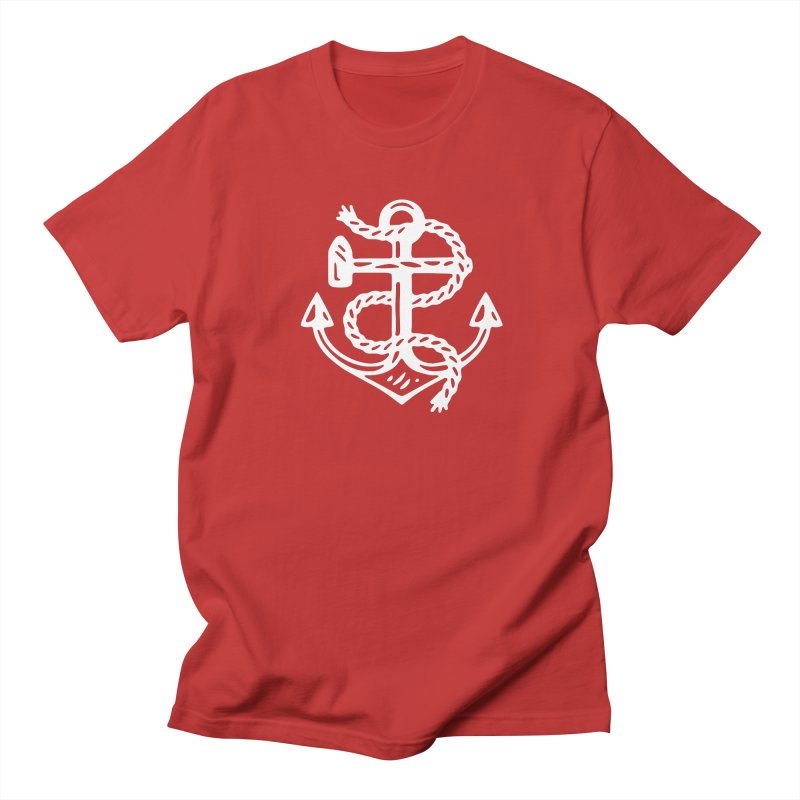 Heritage Anchor Women's Regular Unisex T-Shirt by C R E W