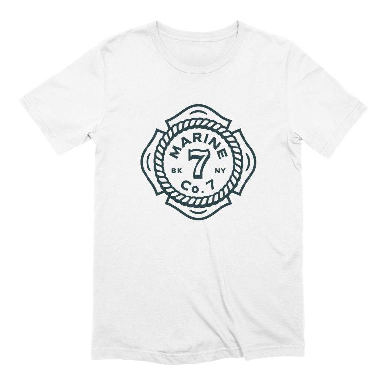 Marine Co. 7 Men's Extra Soft T-Shirt by C R E W