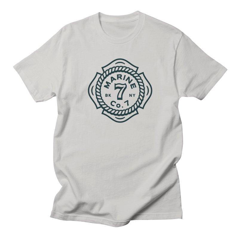 Marine Co. 7 Women's Regular Unisex T-Shirt by C R E W