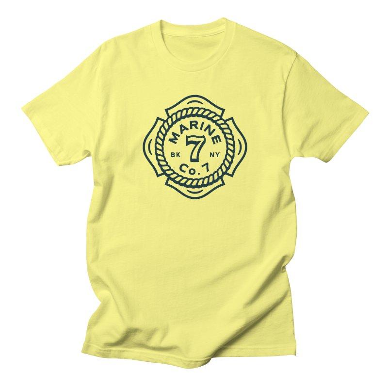 Marine Co. 7 Men's T-Shirt by C R E W