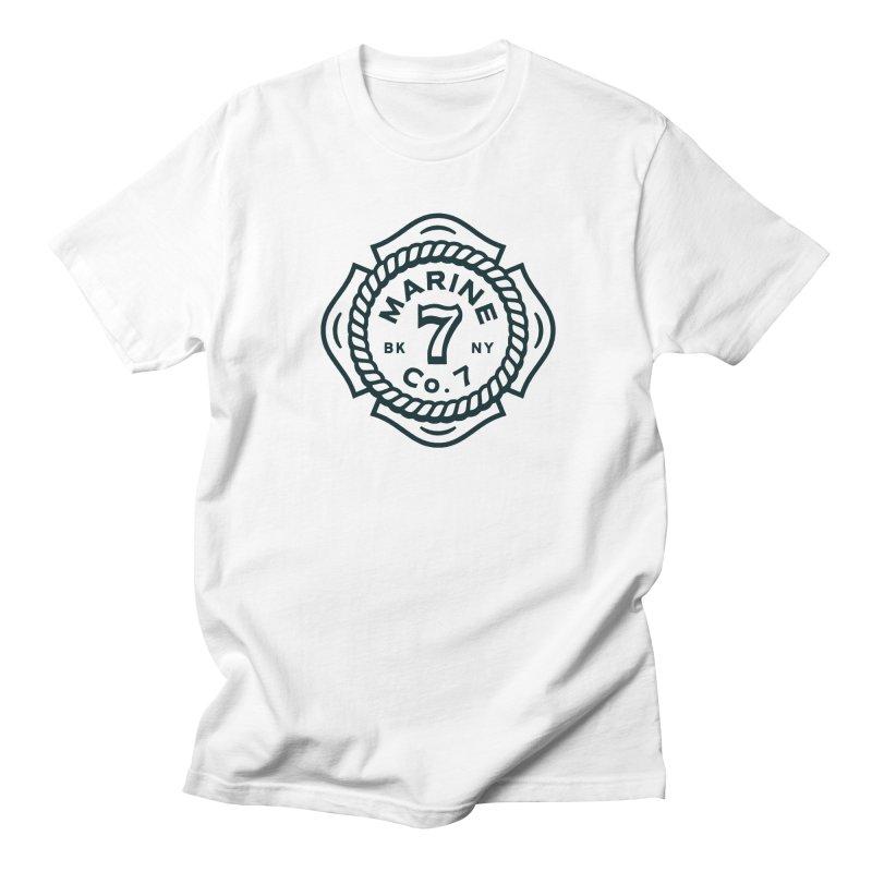 Marine Co. 7 Men's Regular T-Shirt by C R E W