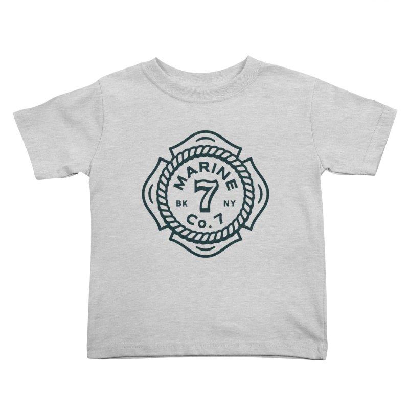 Marine Co. 7 Kids Toddler T-Shirt by C R E W