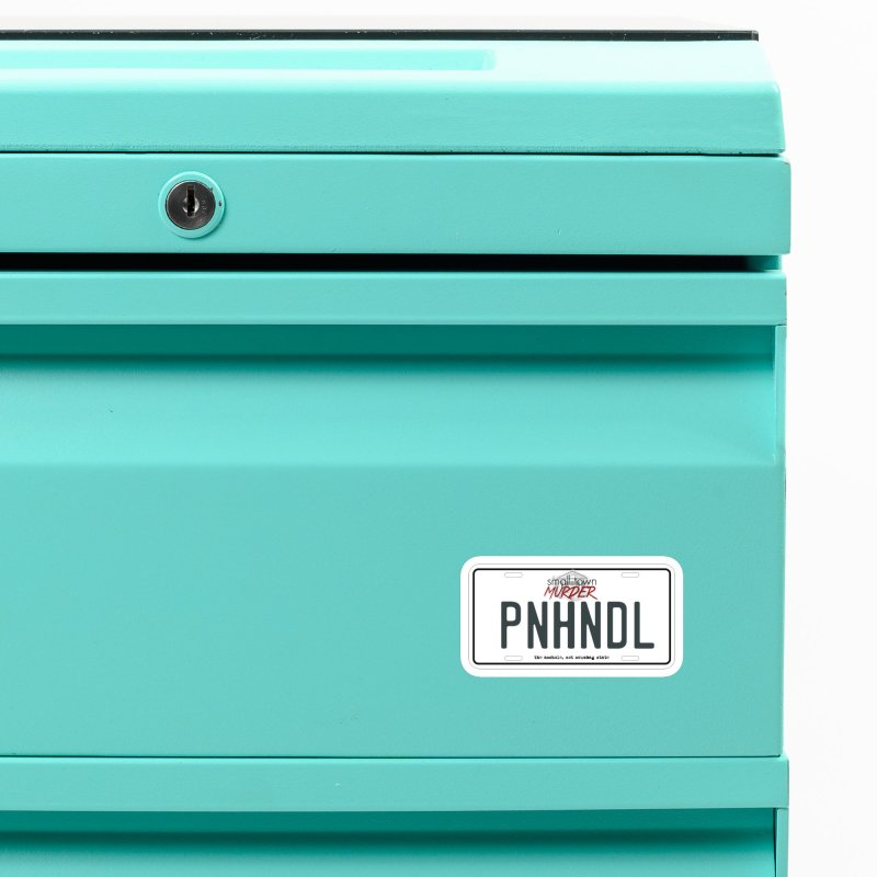 PNHNDL Accessories Magnet by True Crime Comedy Team Shop