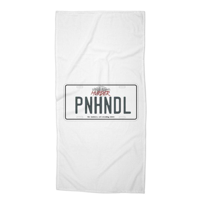 PNHNDL Accessories Beach Towel by True Crime Comedy Team Shop