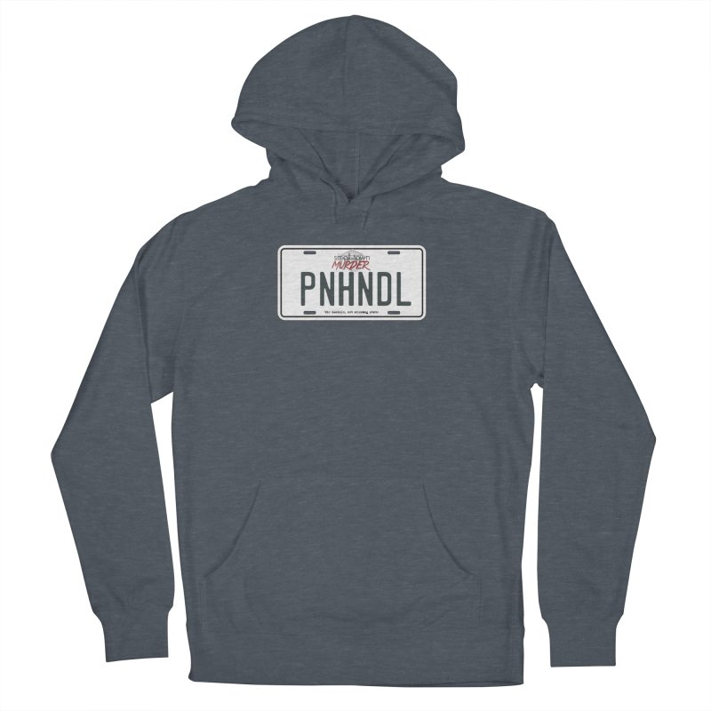 PNHNDL Women's French Terry Pullover Hoody by True Crime Comedy Team Shop