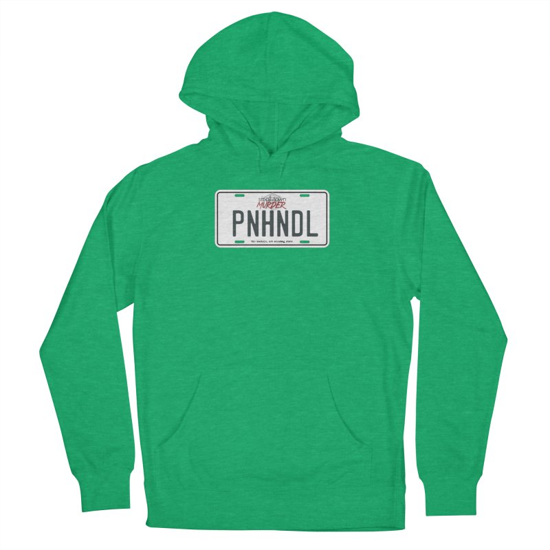 PNHNDL Men's French Terry Pullover Hoody by True Crime Comedy Team Shop
