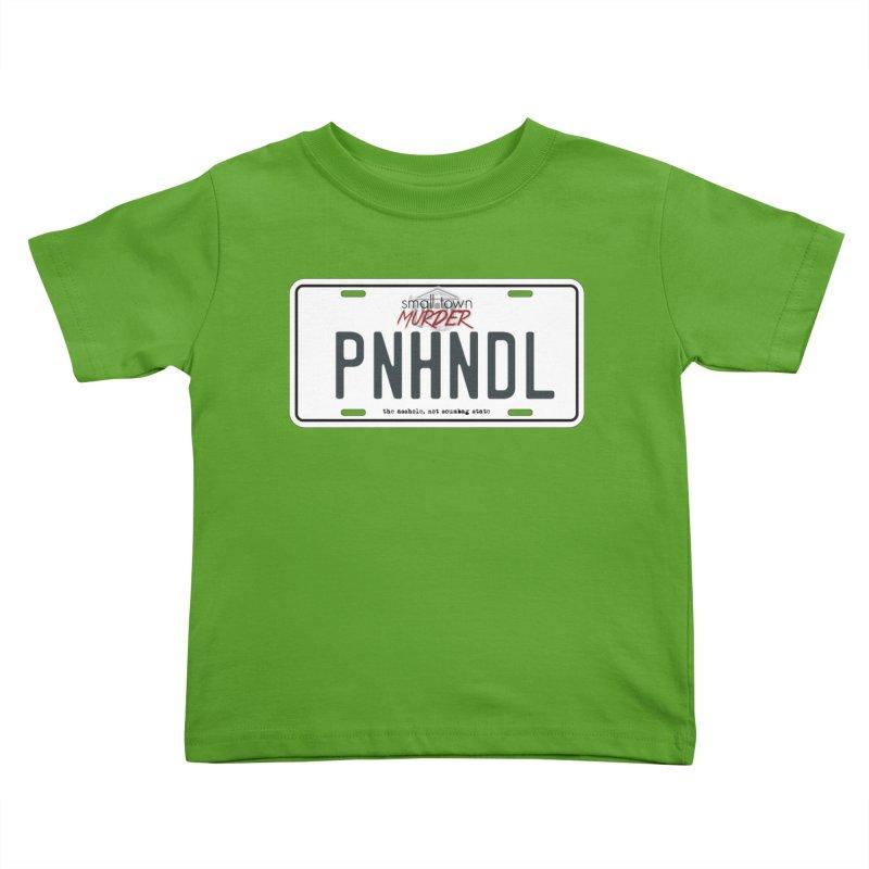 PNHNDL Kids Toddler T-Shirt by True Crime Comedy Team Shop