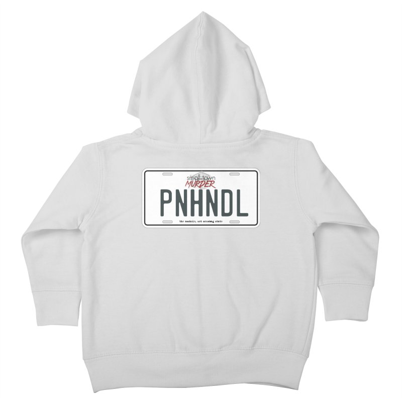 PNHNDL Kids Toddler Zip-Up Hoody by True Crime Comedy Team Shop
