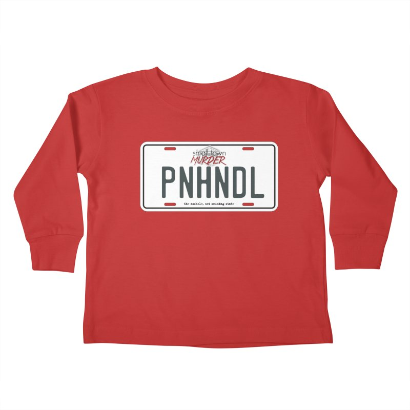 PNHNDL Kids Toddler Longsleeve T-Shirt by True Crime Comedy Team Shop