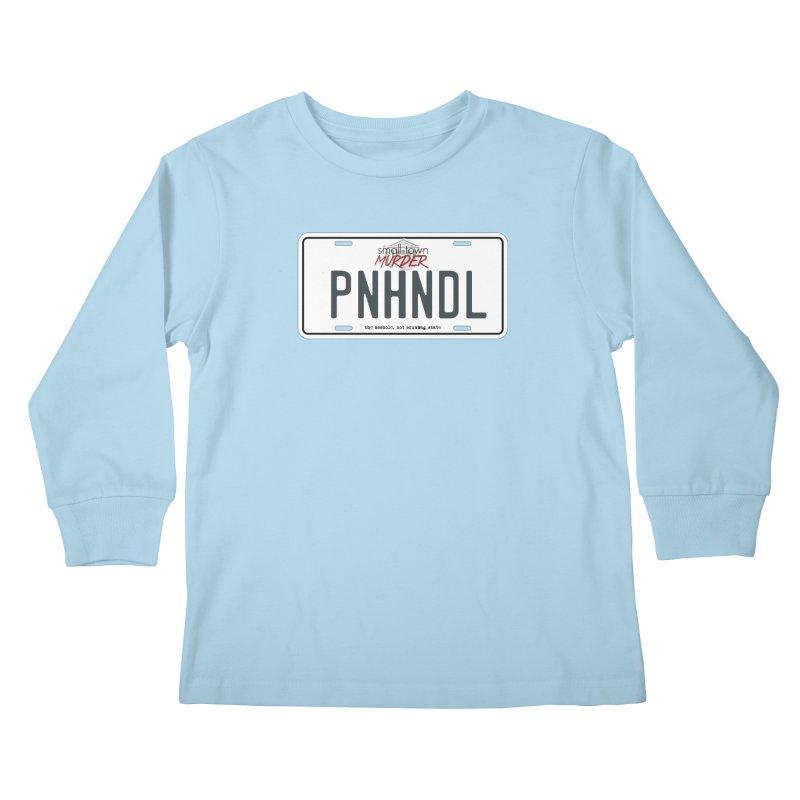 PNHNDL Kids Longsleeve T-Shirt by True Crime Comedy Team Shop