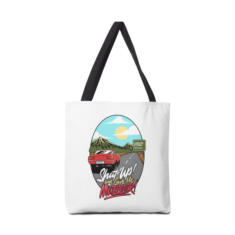 Let's Go On a Trip, Jimmie Accessories Tote Bag Bag by True Crime Comedy Team Shop
