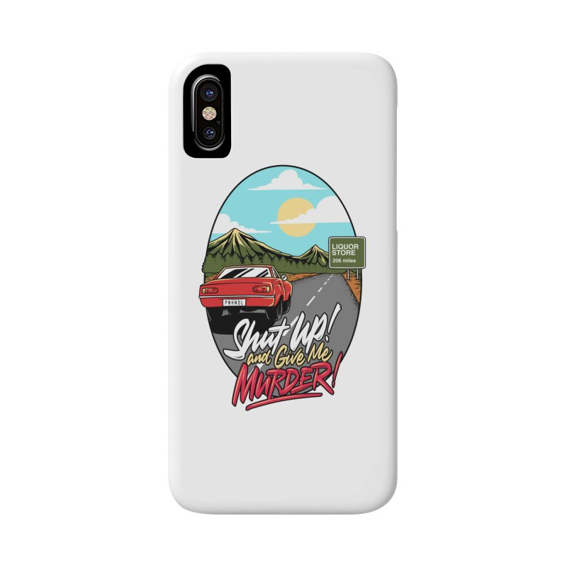Let's Go On a Trip, Jimmie Accessories Phone Case by True Crime Comedy Team Shop