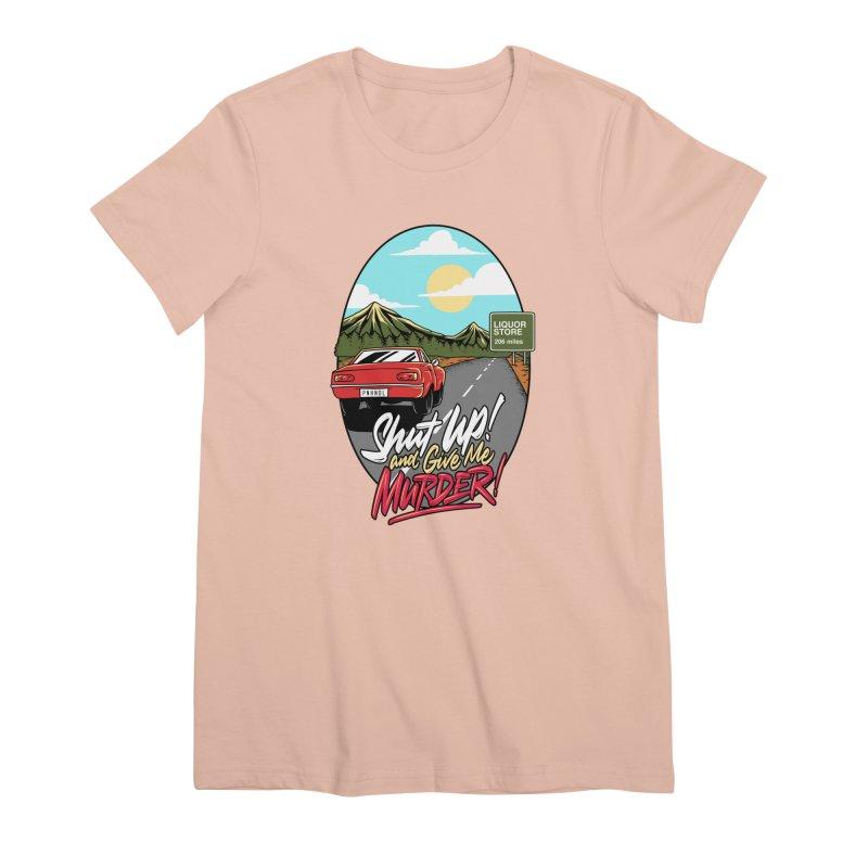 Let's Go On a Trip, Jimmie Women's Premium T-Shirt by True Crime Comedy Team Shop