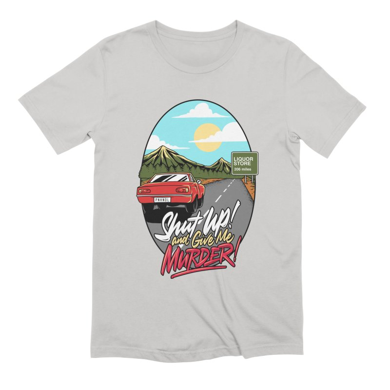 Let's Go On a Trip, Jimmie Men's Extra Soft T-Shirt by True Crime Comedy Team Shop