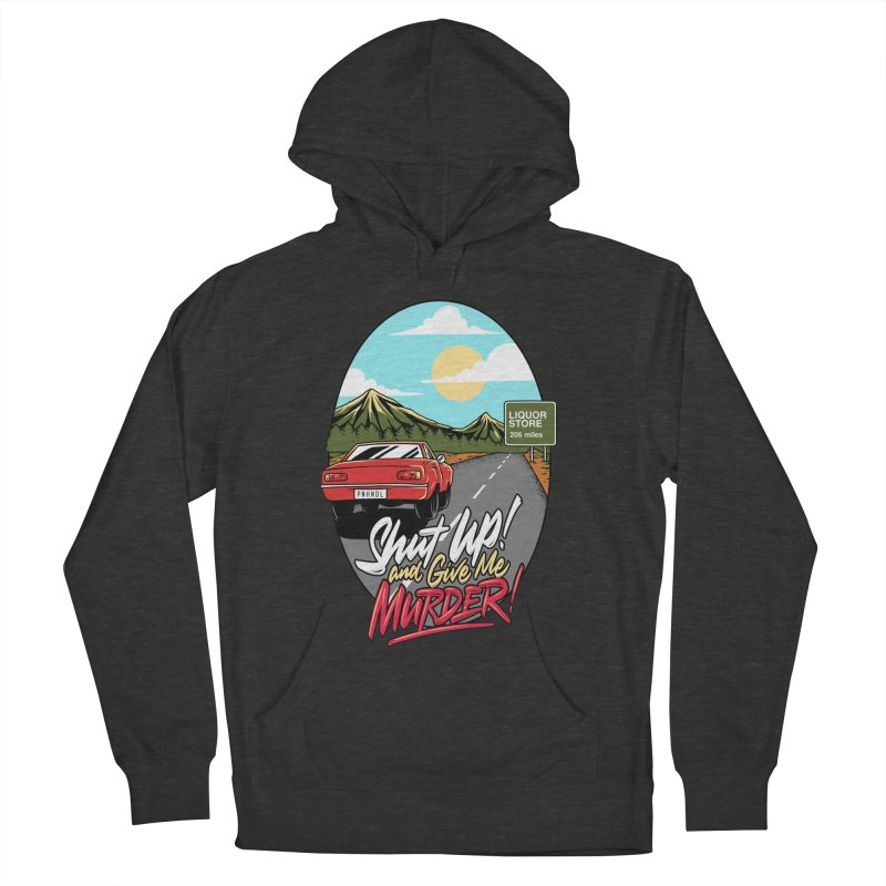 Let's Go On a Trip, Jimmie Women's French Terry Pullover Hoody by True Crime Comedy Team Shop