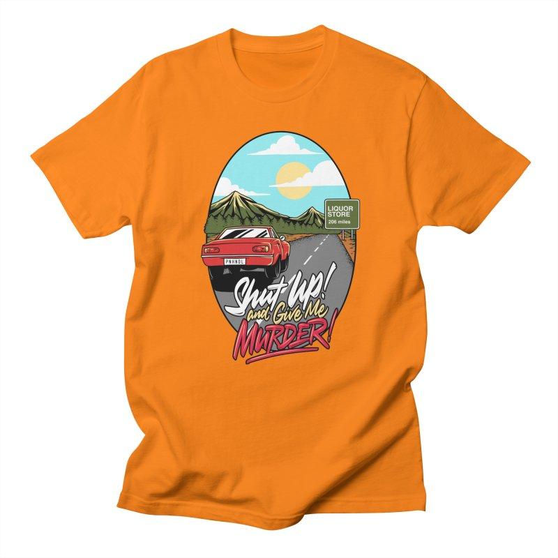 Let's Go On a Trip, Jimmie Men's Regular T-Shirt by True Crime Comedy Team Shop