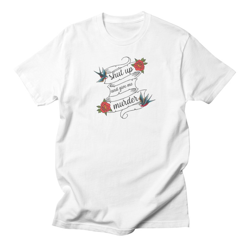 SUAGMM Tattoo Men's Regular T-Shirt by True Crime Comedy Team Shop